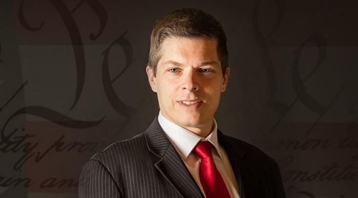 Rick Shepherd y su postulación al congreso de Nevada