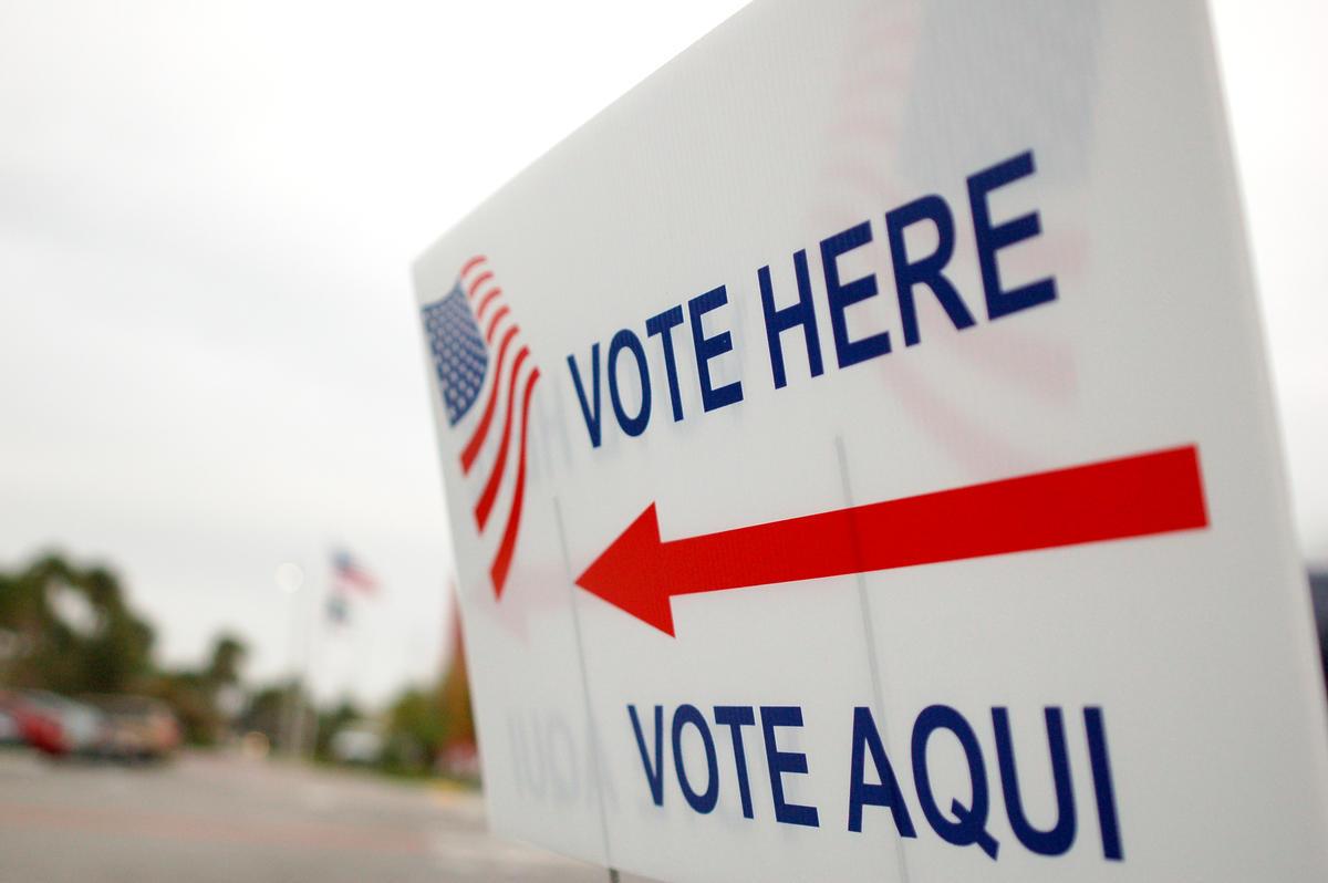 Firma del votante