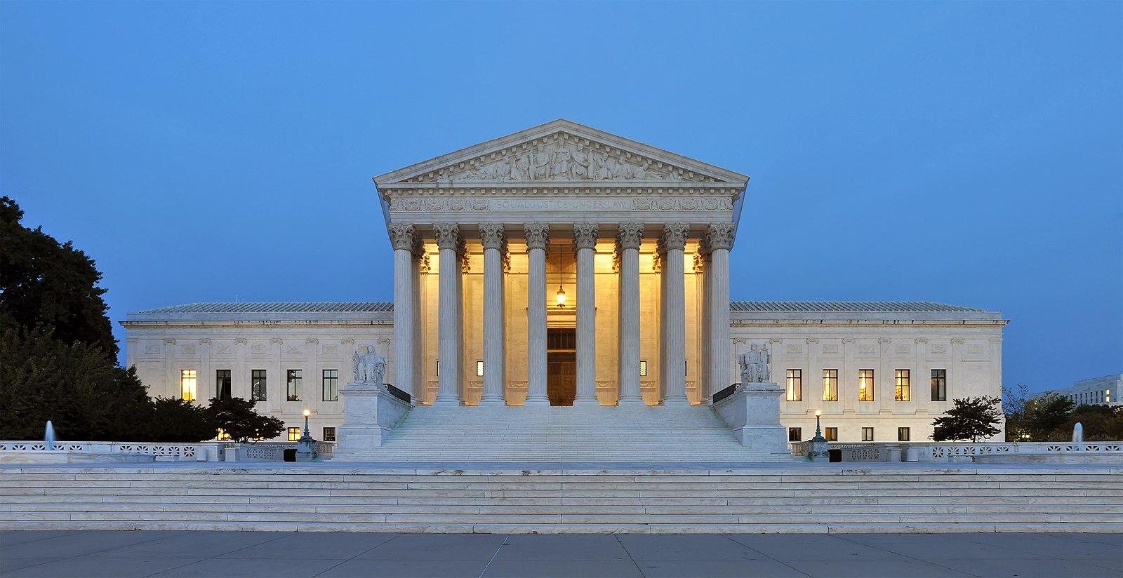 Suprema Corte de Estados Unidos