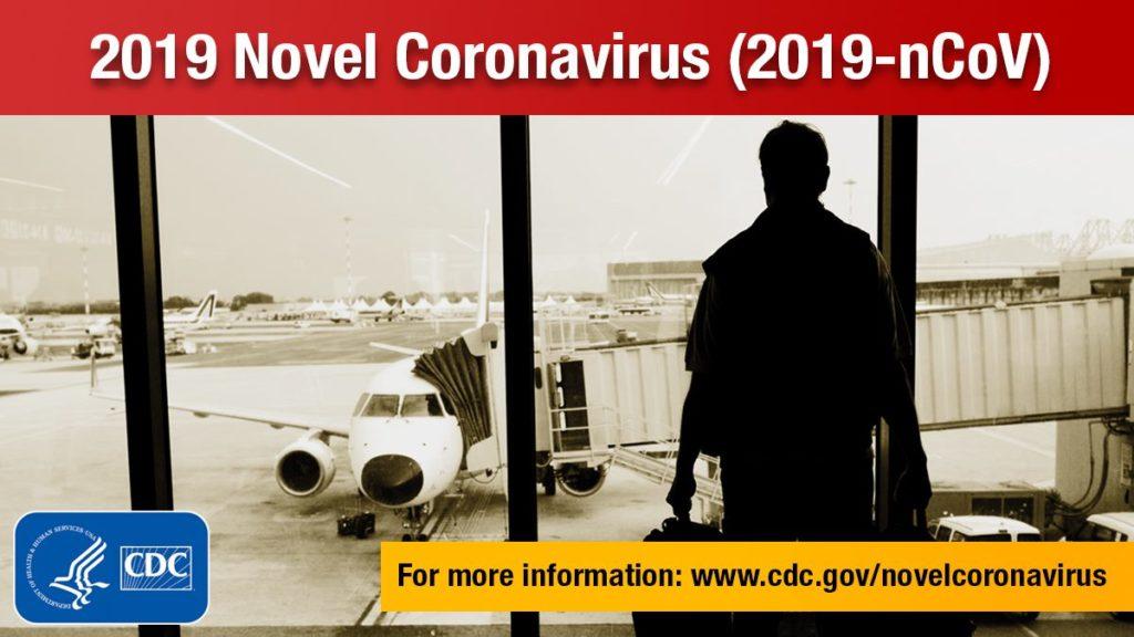 Afiche de Coronavirus