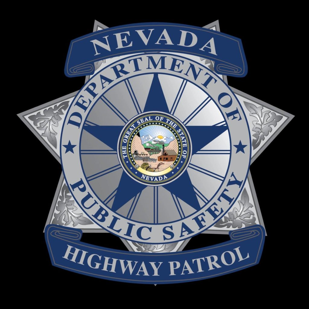 Nevada Highway Patrol insignia