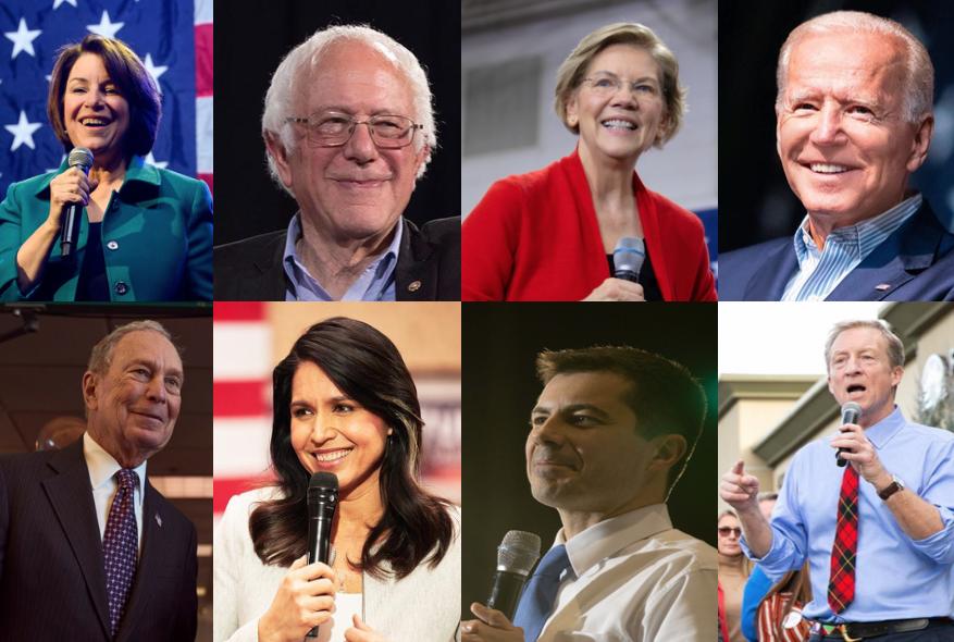 collage-candidatos-presidenciales-eeuu