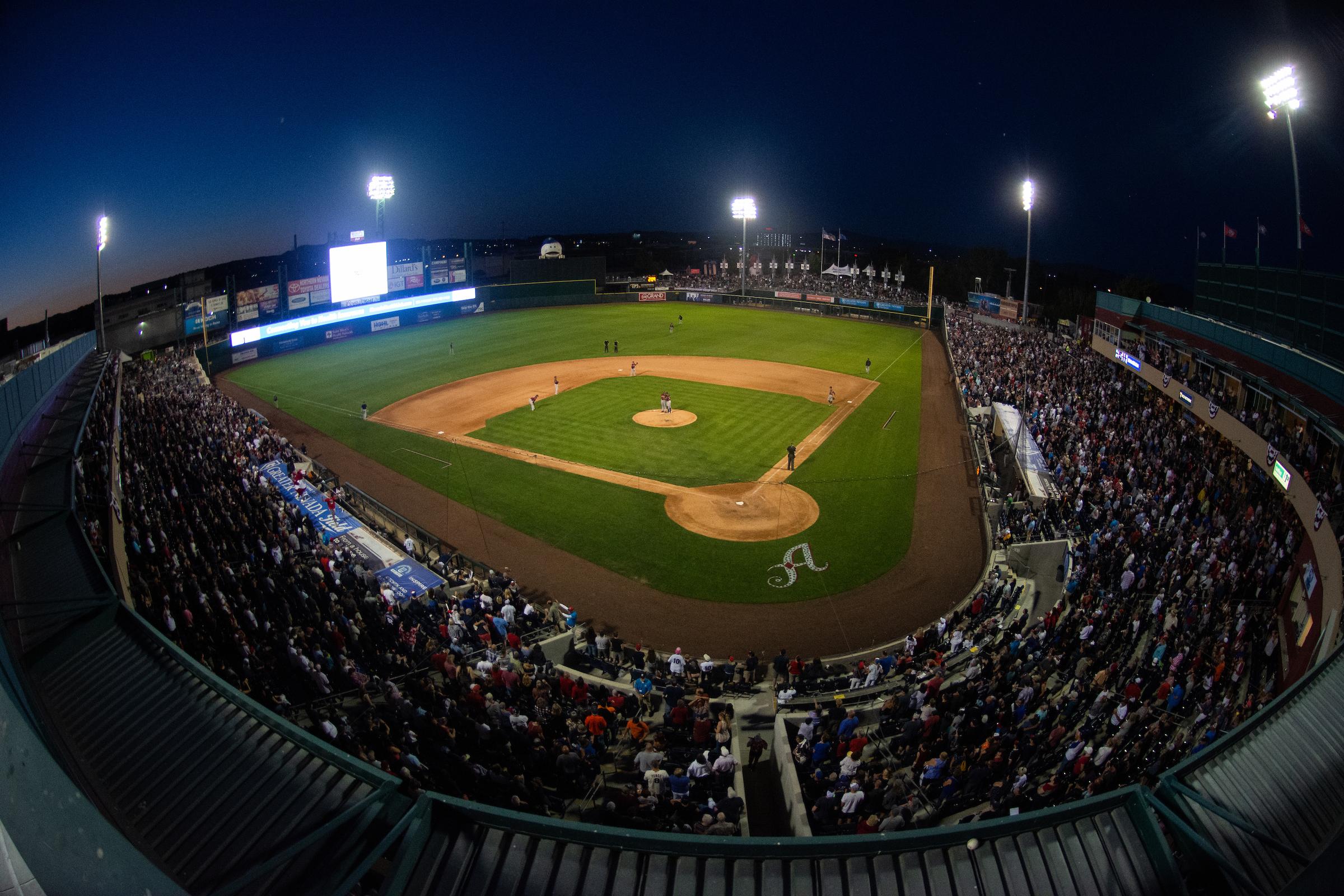 Estadio Greater Nevada en Reno, Nevada