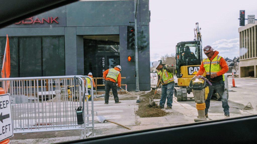 construcción continua en Reno