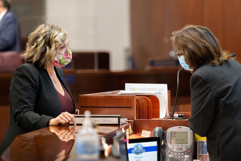 senadora Nicole Cannizzaro