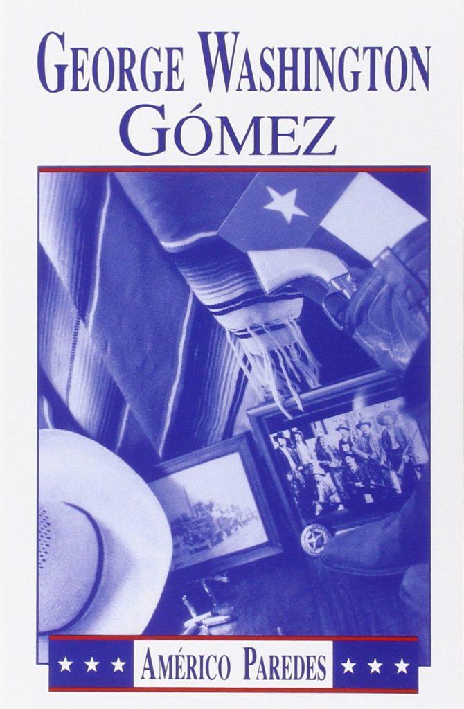 parafernalia tejana y occidental en la portada del libro