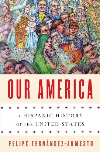 portada de libro con ilustraciones de personas multiétnicas reunidas