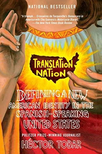 portada del libro con el título de encima de una ilustración religiosa
